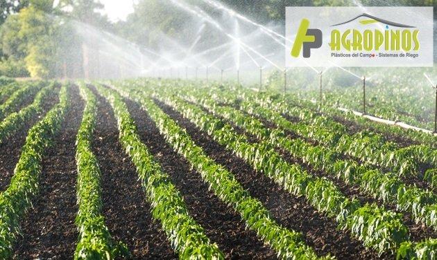 sistemas de riego óptimos con Agropinos