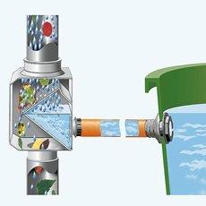 Sistema de riego por goteo autosostenible