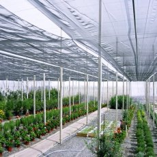 Mallas para invernadero que cuidarán sus cultivos